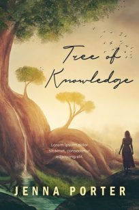 Tree of Knowledge - Fiction Premade Book Cover For Sale @ Beetiful Book Covers