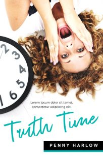 Truth Time - Young Adult Premade Book Cover For Sale @ Beetiful Book Covers