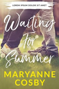 Waiting For Summer - Young Adult Romance Premade Book Cover For Sale @ Beetiful Book Covers