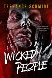 Wicked People - Horror Premade Book Cover For Sale @ Beetiful Book Covers