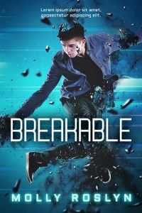 Breakable - Young Adult Science Fiction Premade Book Cover For Sale @ Beetiful Book Covers