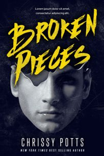 Broken Pieces - Thriller Premade Book Cover For Sale @ Beetiful Book Covers