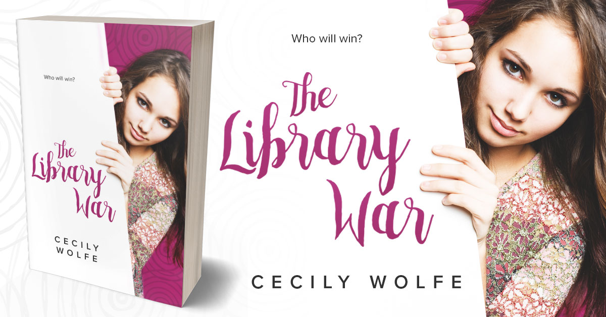 Showcase Spotlight: The Library War by Cecily Wolfe