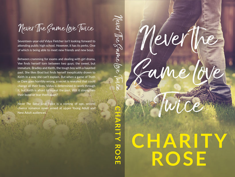 Never The Same Love Twice by Charity Rose