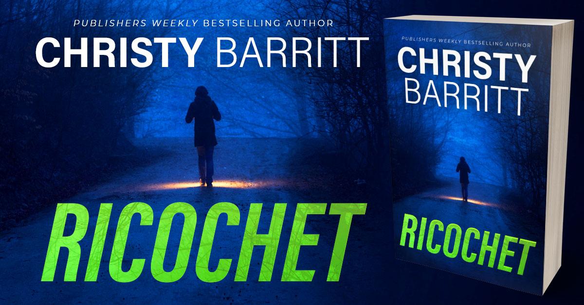 Showcase Spotlight: Ricochet by Christy Barritt