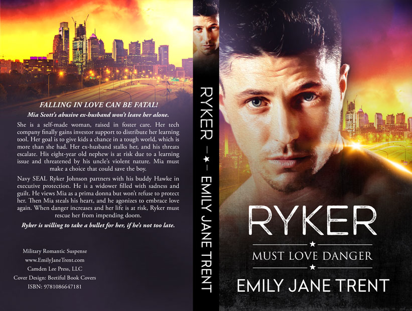Ryker by Emily Jane Trent