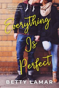 Everything Is Perfect - Young Adult Romance Premade Book Cover For Sale @ Beetiful Book Covers