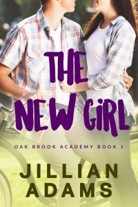 The New Girl by Jillian Adams