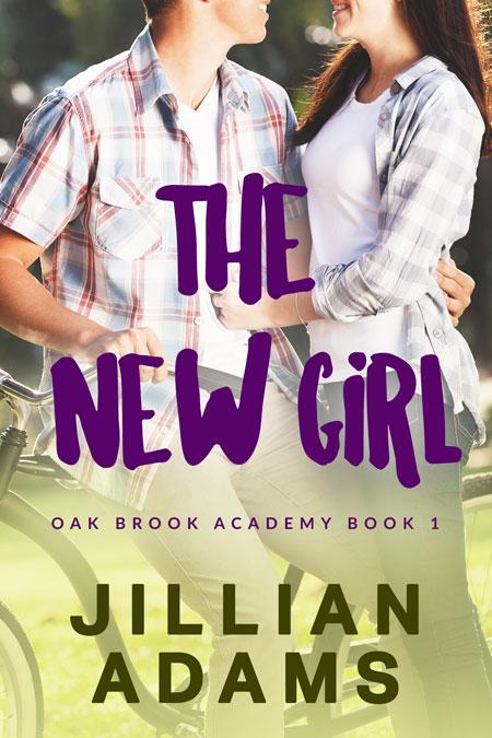The New Girl by Jillian Adams