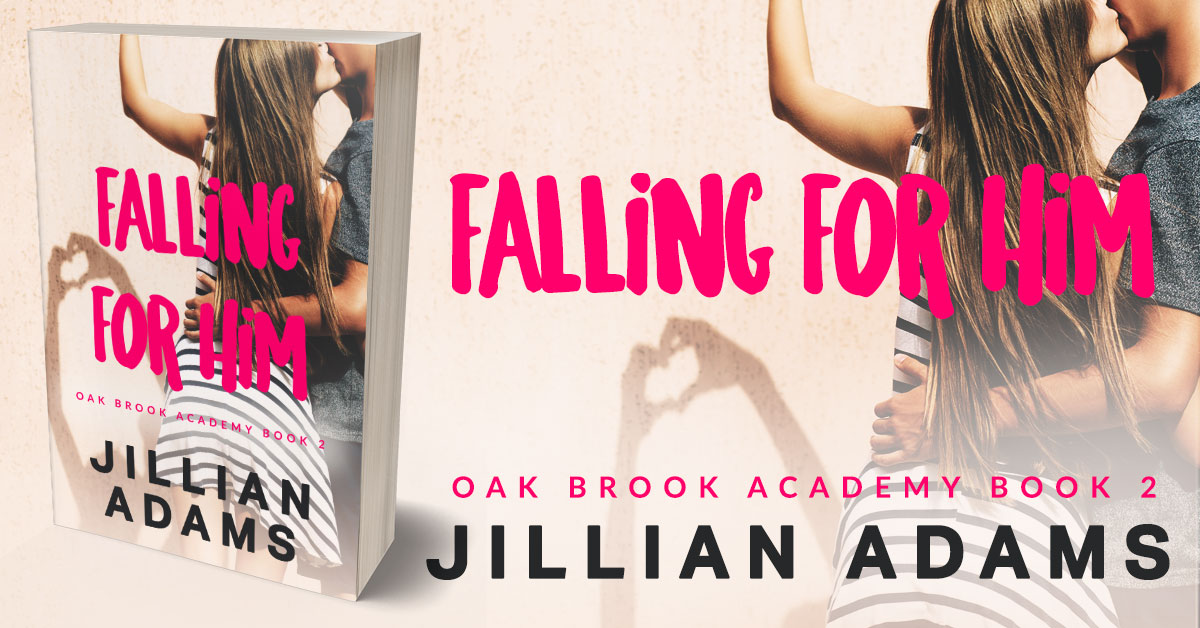 Showcase Spotlight: Falling For Him by Jillian Adams