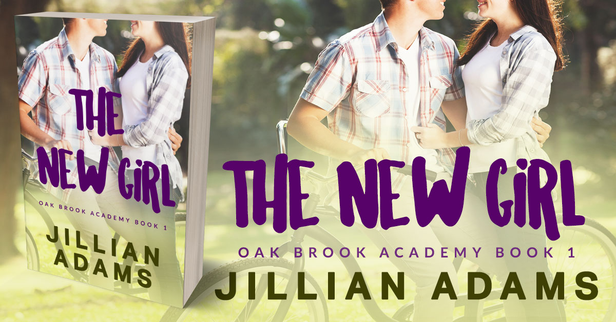 Showcase Spotlight: The New Girl by Jillian Adams