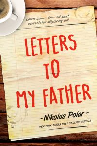 Letters To My Father - Fiction Book Cover For Sale @ Beetiful Book Covers