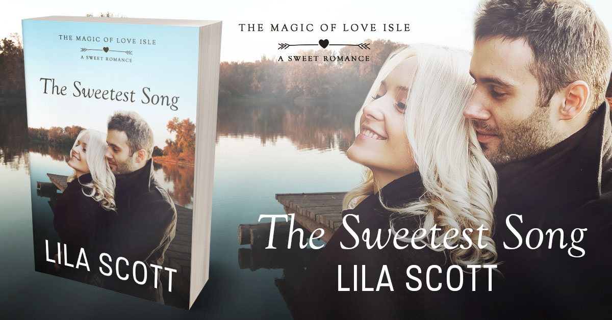 Showcase Spotlight: The Sweetest Song by Lila Scott