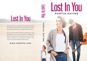 Lost In You - Young Adult Romance Premade Book Cover For Sale @ Beetiful Book Covers