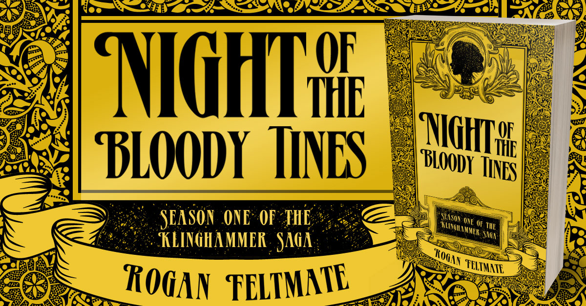 Showcase Spotlight: Night of the Bloody Tines by Rogan D. Feltmate