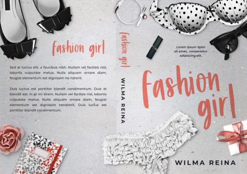 Series: Girl on the Go - Women's Fiction / Chick Lit Series Premade Book Covers For Sale - Beetiful