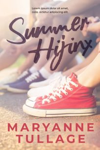 Summer Hijinx - Young Adult Premade Book Cover For Sale @ Beetiful Book Covers