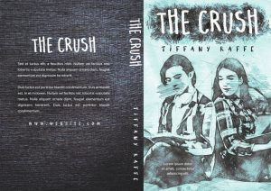 The Crush - Young Adult Romance Premade Book Cover For Sale @ Beetiful Book Covers