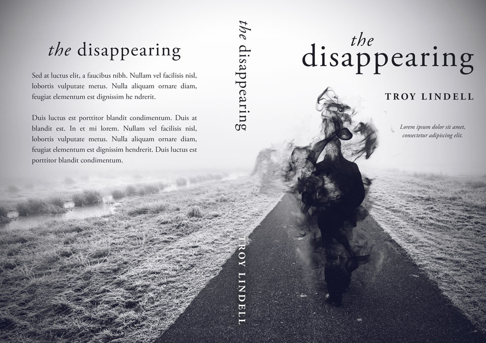 The Disappearing - Mystery Premade Book Cover For Sale @ Beetiful Book Covers