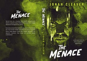 The Menace - Horror Premade Book Cover For Sale @ Beetiful Book Covers