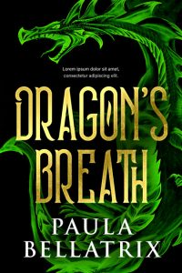Dragon's Breath - Fantasy Premade Book Cover For Sale @ Beetiful Book Covers