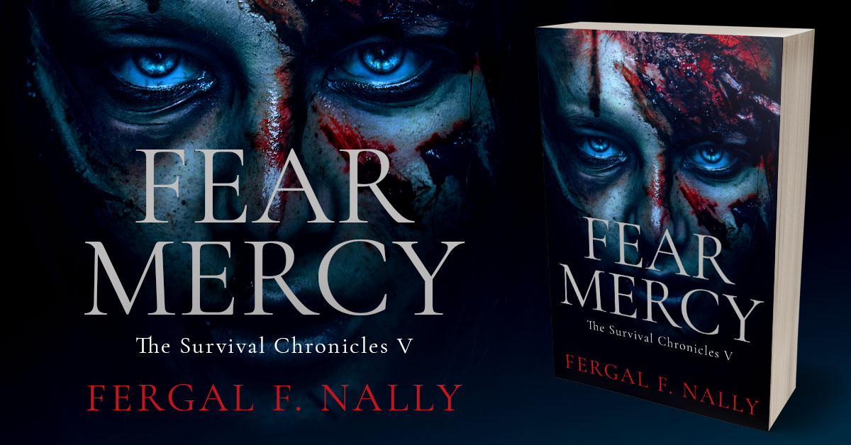 Showcase Spotlight: Fear Mercy by Fergal F. Nally