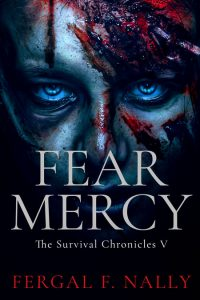 Fear Mercy by Fergal F. Nally