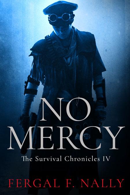 No Mercy by Fergal F. Nally