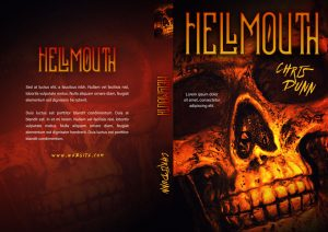 Hellmouth - Horror Premade / Predesigned Book Cover For Sale @ Beetiful Book Covers