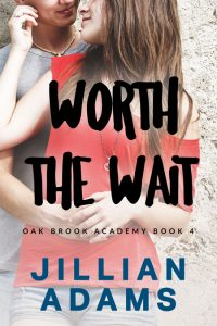 Worth the Wait by Jillian Adams