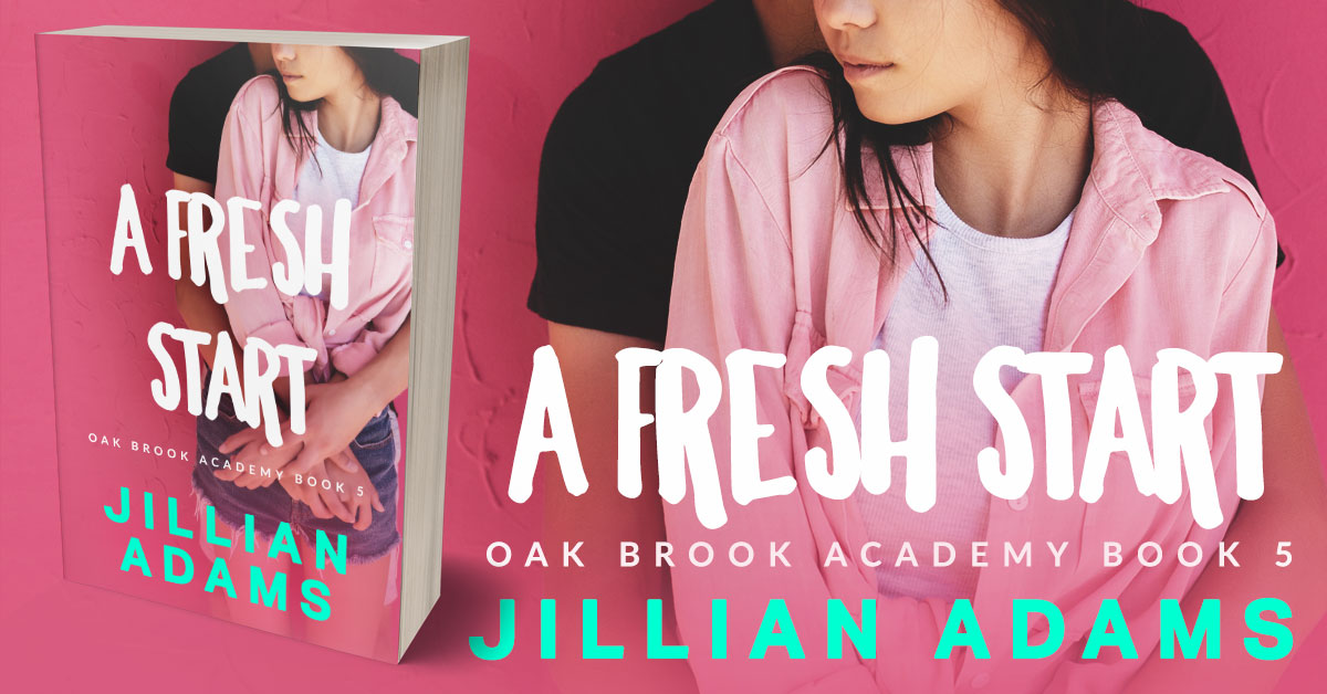 Showcase Spotlight: A Fresh Start by Jillian Adams