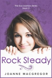 Rock Steady by Joanne Macgrego