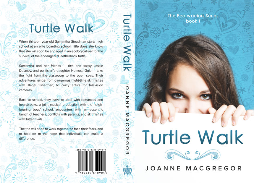 Turtle Walk by Joanne Macgregor