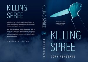 Killing Spree - Horror Premade Book Cover For Sale @ Beetiful Book Covers
