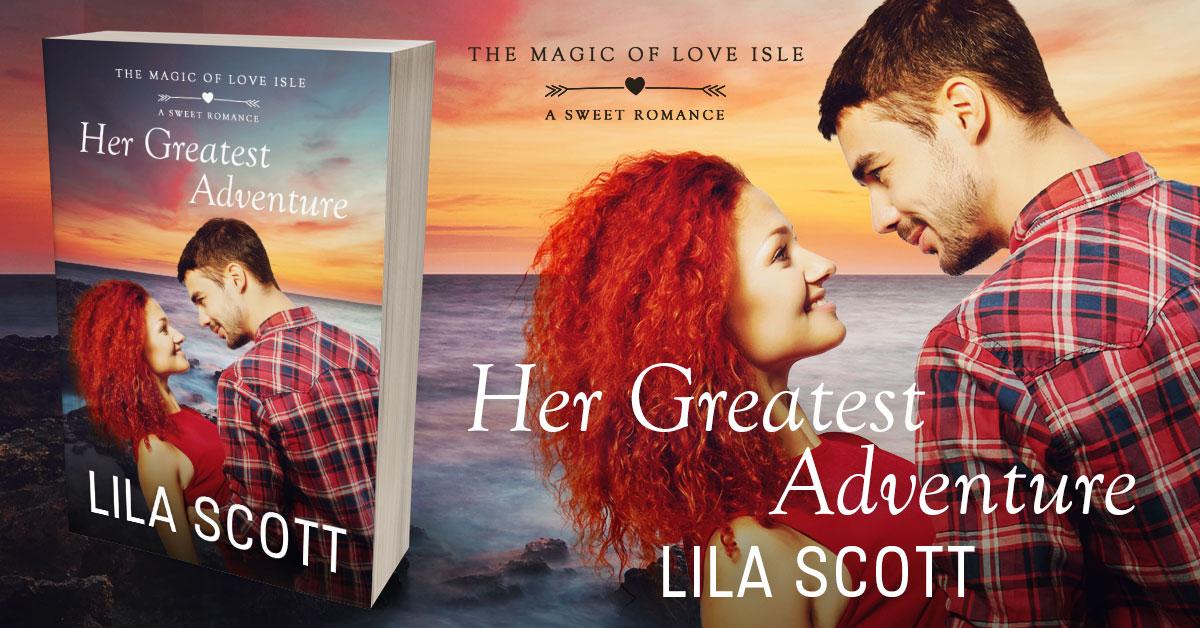 Showcase Spotlight: Her Greatest Adventure by Lila Scott