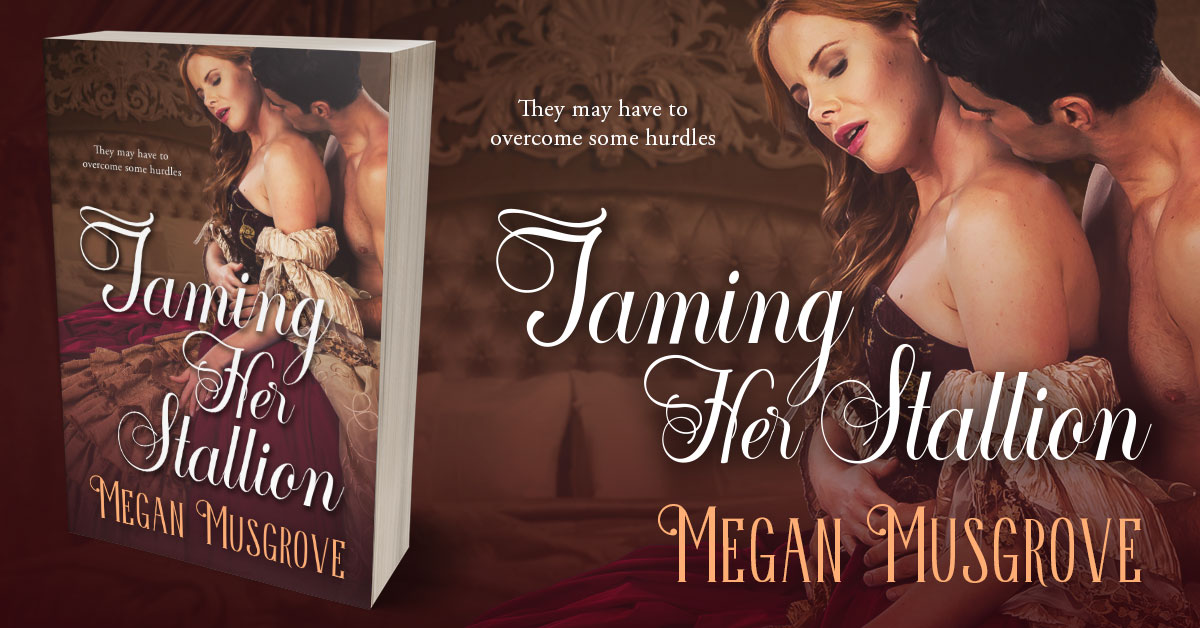 Showcase Spotlight: Taming Her Stallion by Megan Musgrove
