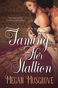 Taming Her Stallion by Megan Musgrove