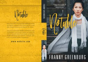 Notable - Asian / Women's Fiction Premade Book Cover For Sale @ Beetiful Book Covers