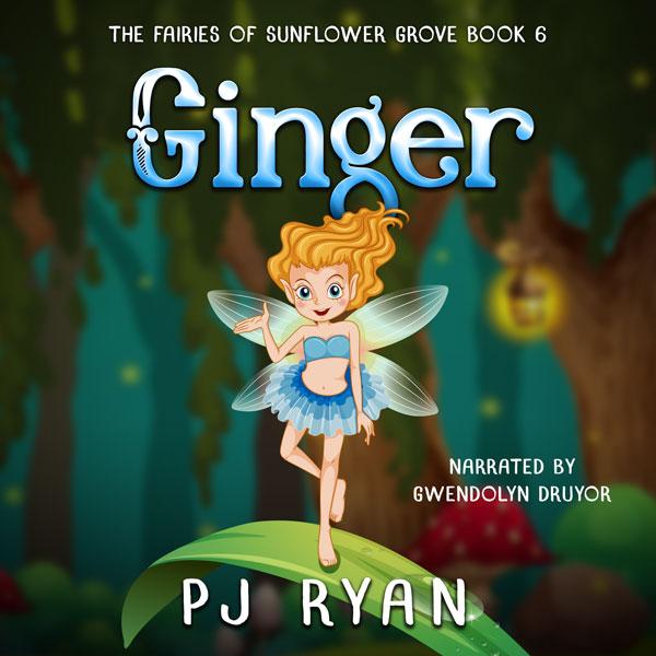 Ginger by PJ Ryan