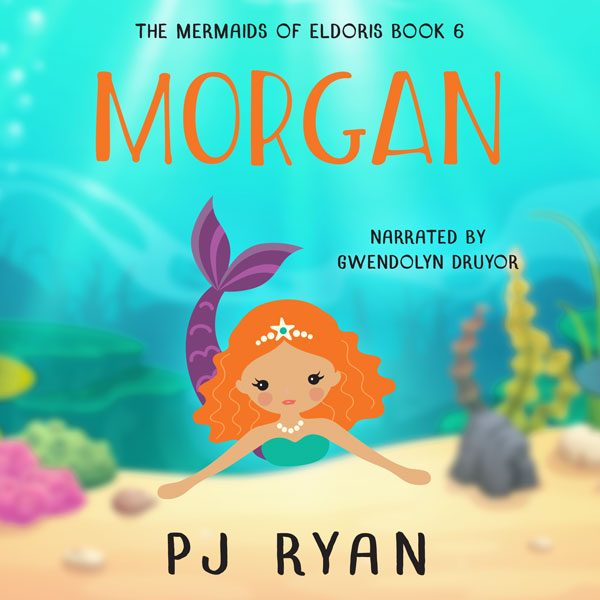 Morgan by PJ Ryan