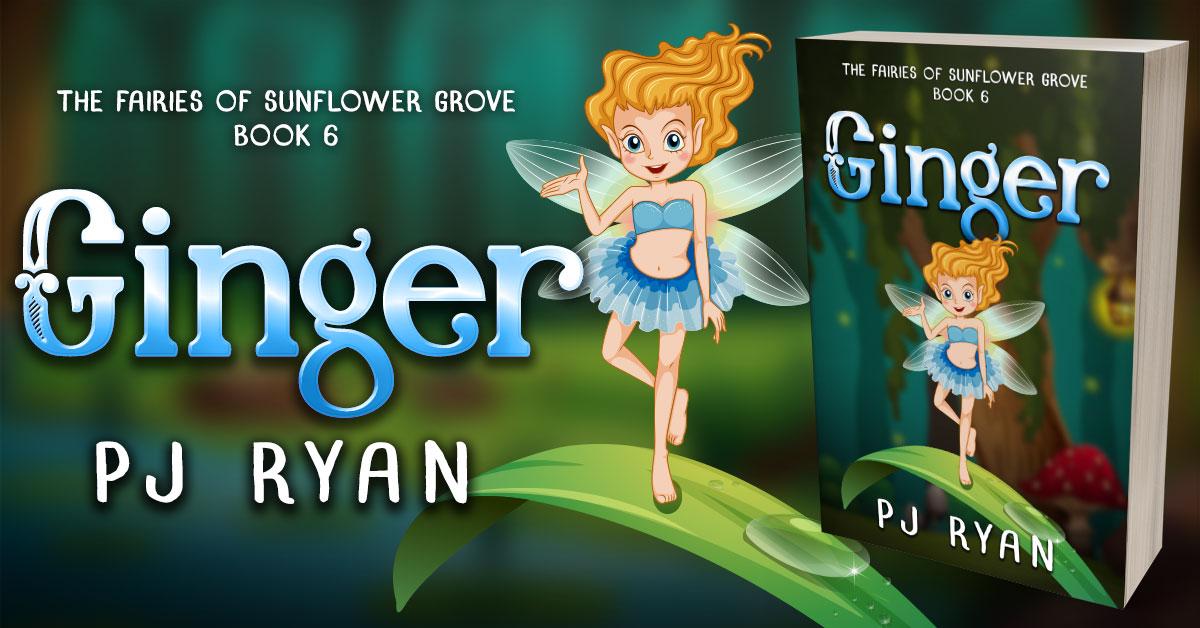 Showcase Spotlight: Ginger by PJ Ryan