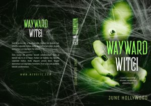 Wayward Witch - Paranormal / Horror Premade Book Cover For Sale @ Beetiful Book Covers