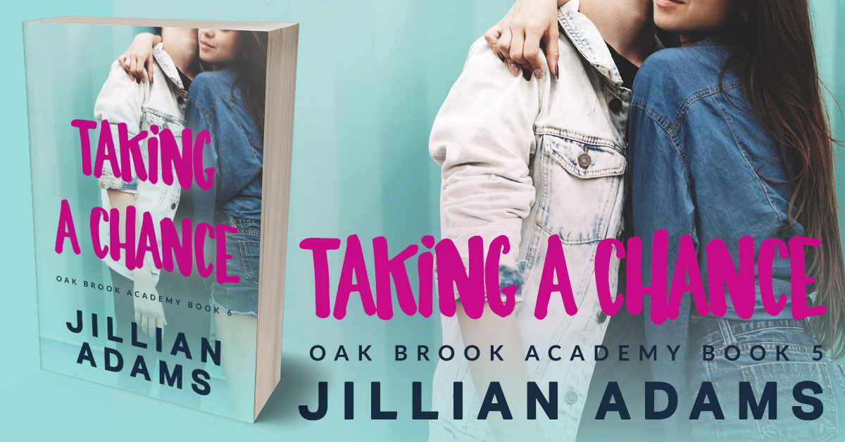 Showcase Spotlight: Taking a Chance by Jillian Adams