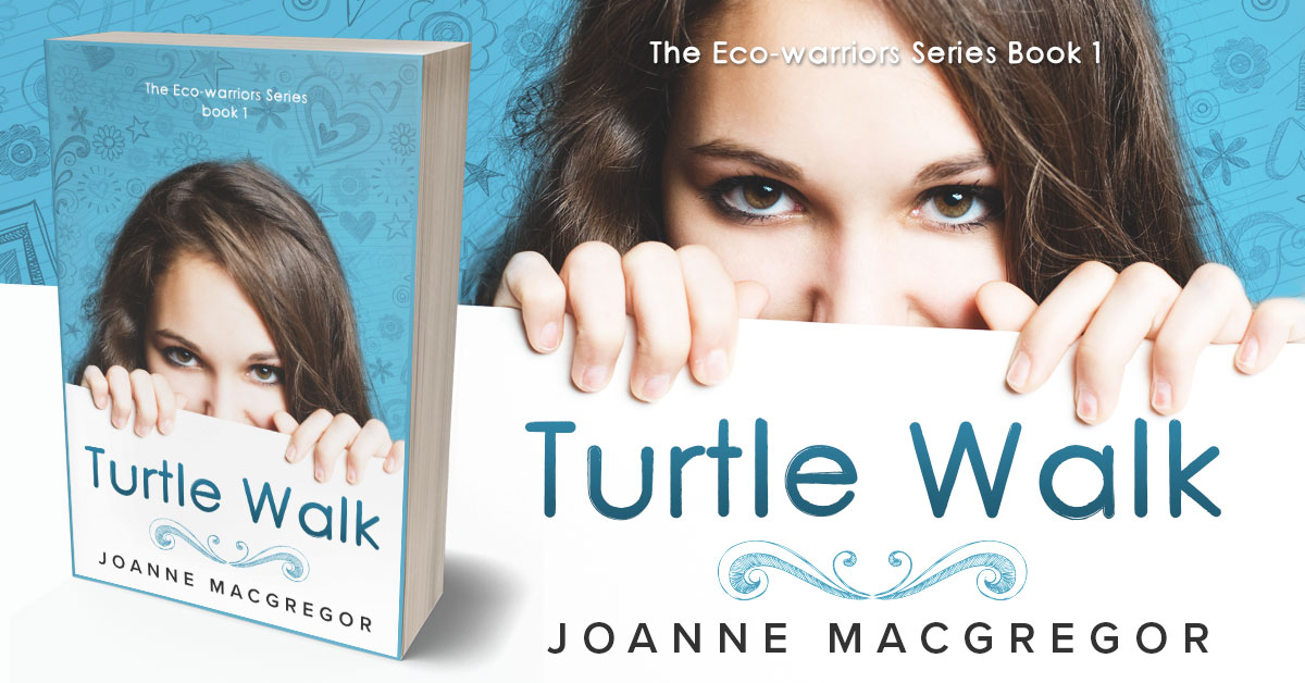 Showcase Spotlight: Turtle Walk by Joanne Macgregor