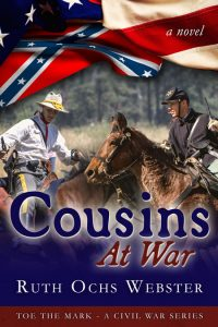 Cousins At War by Ruth Ochs Webster