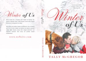 Winter of Us - Christmas Romance Premade Book Cover For Sale @ Beetiful Book Covers