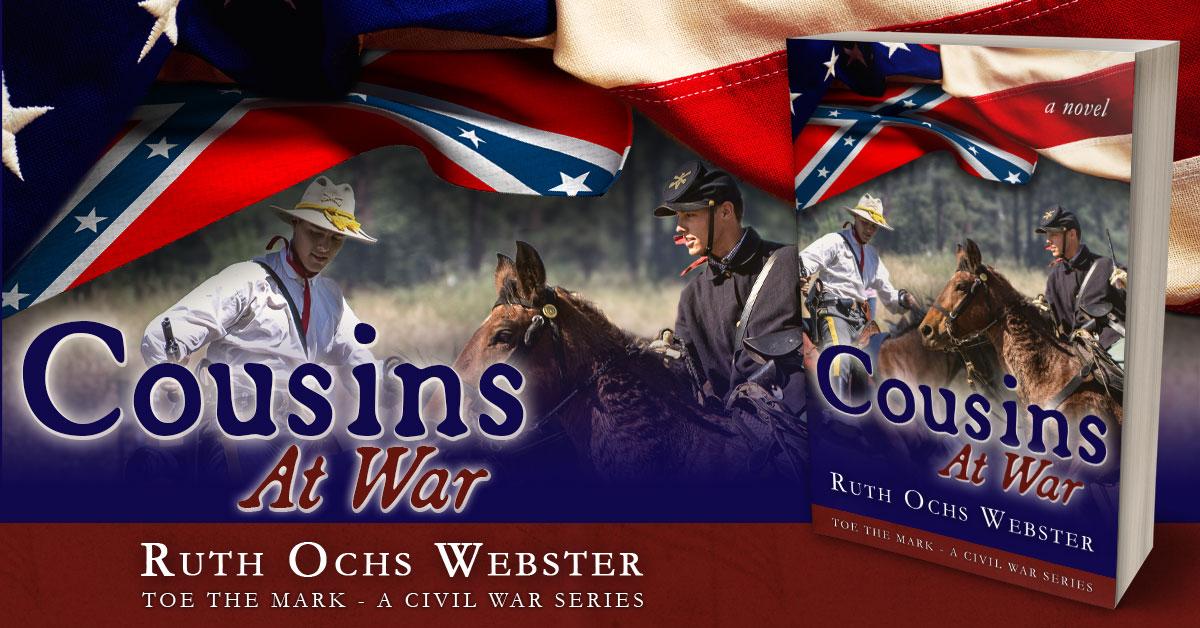 Showcase Spotlight: Cousins at War by Ruth Ochs Webster