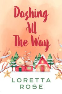Dashing All The Way - Christmas Romance Premade Book Cover For Sale @ Beetiful Book Covers