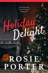 Holiday Delight - Christmas Premade Book Cover For Sale @ Beetiful Book Covers