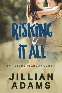 Risking It All by Jillian Adams